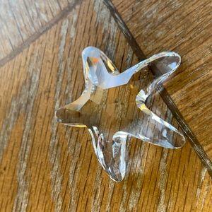 Swarovski Figurine- Starfish Annual SCS club